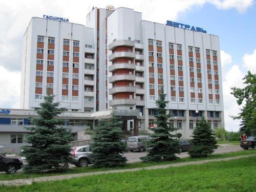 Отель «Ветразь» - фото 22