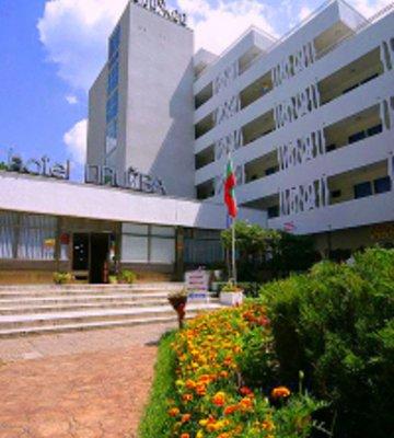 DRUJBA HOTEL - фото 4