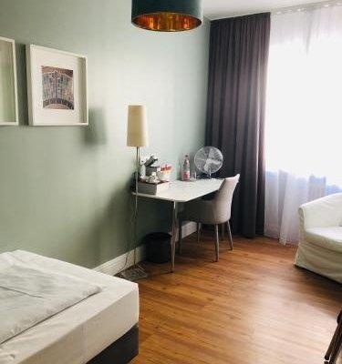 MAX Hotel Garni - фото 7