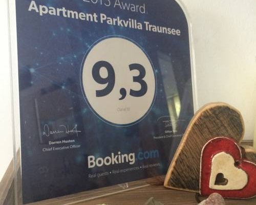 Apartment Parkvilla Traunsee - фото 12