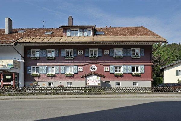 Гостиница «Bingger Landhaus», Оберштауфен