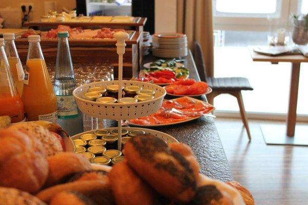 Restaurant Hotel Zum Storchen - фото 10