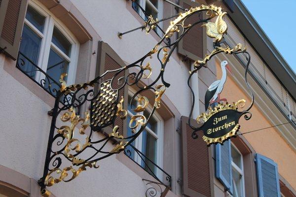 Restaurant Hotel Zum Storchen - фото 22