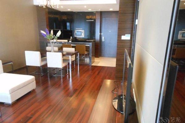 Yixi Canton Fair Pazhou Conference Center Apartment - фото 22
