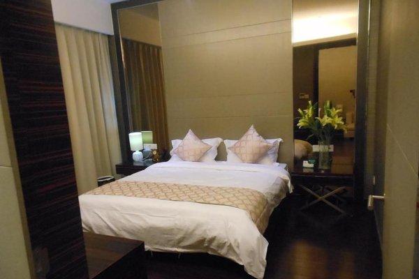 Yixi Canton Fair Pazhou Conference Center Apartment - фото 8