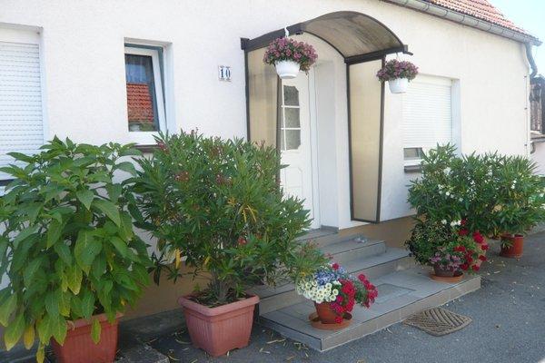 Gasthof & Pension Zum Fuchsbau - фото 16