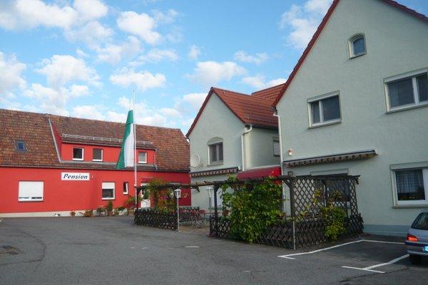 Gasthof & Pension Zum Fuchsbau - фото 19