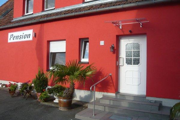 Gasthof & Pension Zum Fuchsbau - фото 21