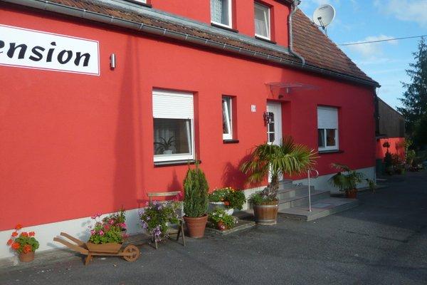 Gasthof & Pension Zum Fuchsbau - фото 22