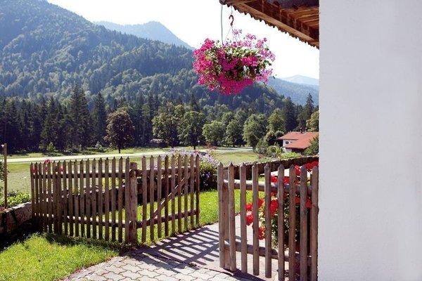Гостиница «Bauernhof Bocklhof - Ferienwohnungen Kandlinger», Кройт
