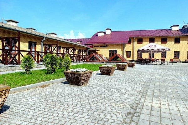 Отель Монастырcкий - фото 20