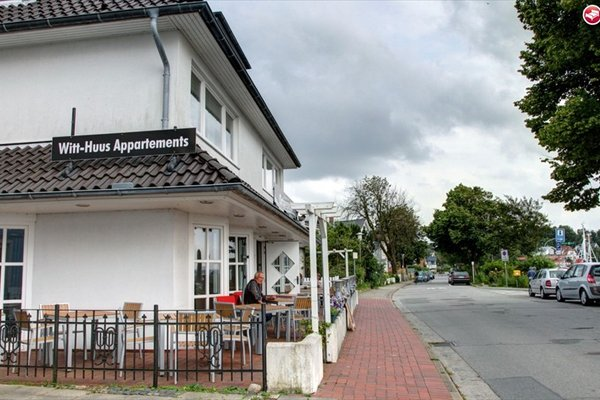 Гостиница «Witt-Huus Appartements», Хайкендорф