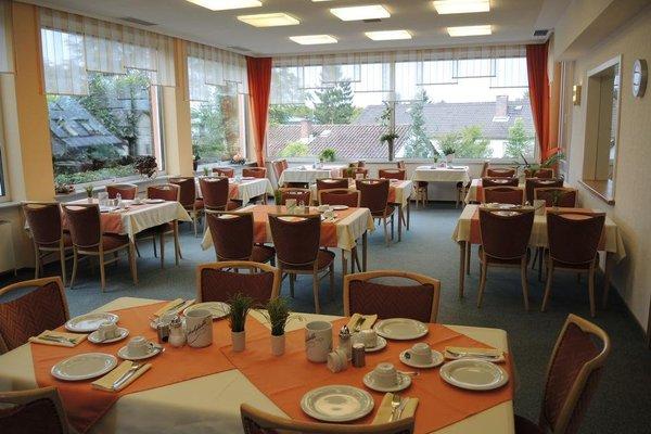 Hotel Malchen Garni - фото 6