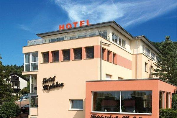Hotel Malchen Garni - фото 9