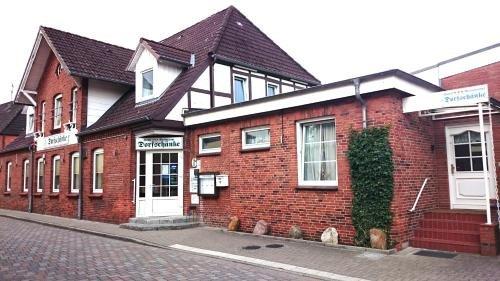 Гостиница «Dorfschanke», Büdelsdorf