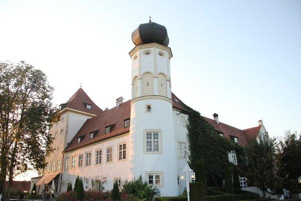 Schlosshotel Neufahrn - фото 19