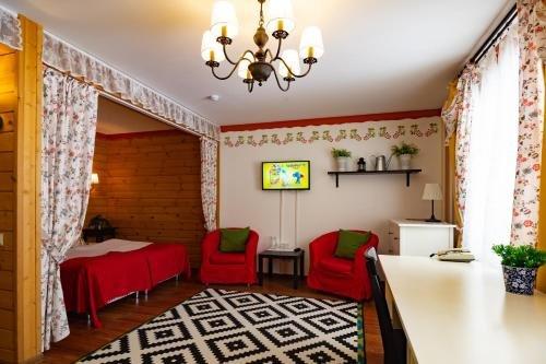 Гостиница Малые Карелы - фото 1