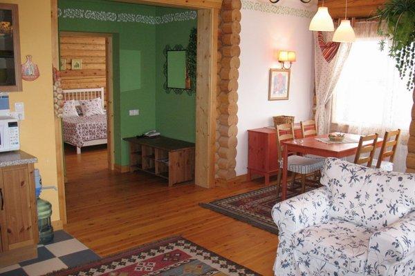 Гостиница Малые Карелы - фото 17