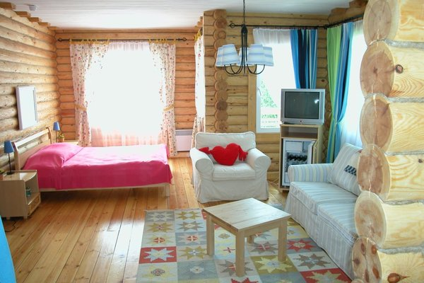 Гостиница Малые Карелы - фото 5