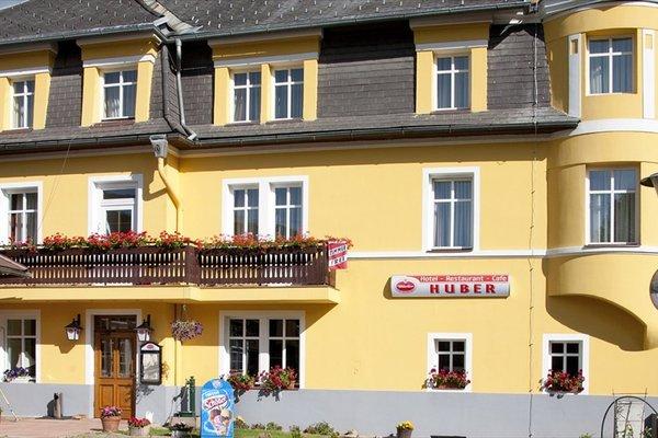 Hotel Villa Huber - фото 19