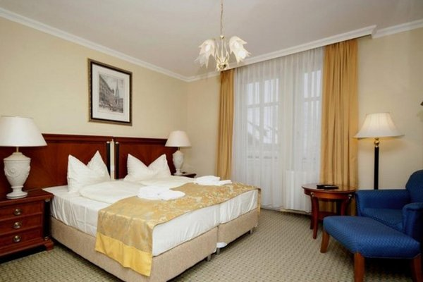 Hotel Villa Huber - фото 2