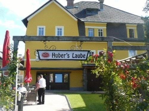 Hotel Villa Huber - фото 21