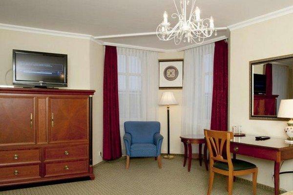 Hotel Villa Huber - фото 8