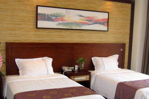 Jinruifeng Hot Spring Hotel - Guangzhou, Nankunshan