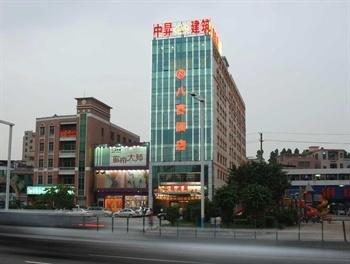 Отель «Baxi Inn Nancun - Guangzhou», Nancun