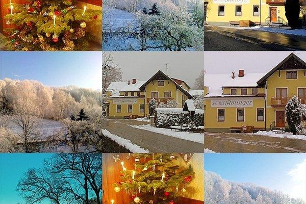 Гостиница «Putz-Aminger Gasthof», Мёнихкирхен
