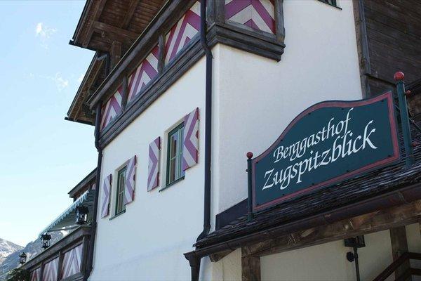 Berghotel Zugspitzblick - фото 0