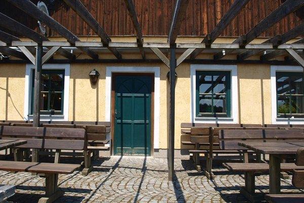 Гостиница «Silbers-Heuriger Gasthof», Бад-Шаллербах