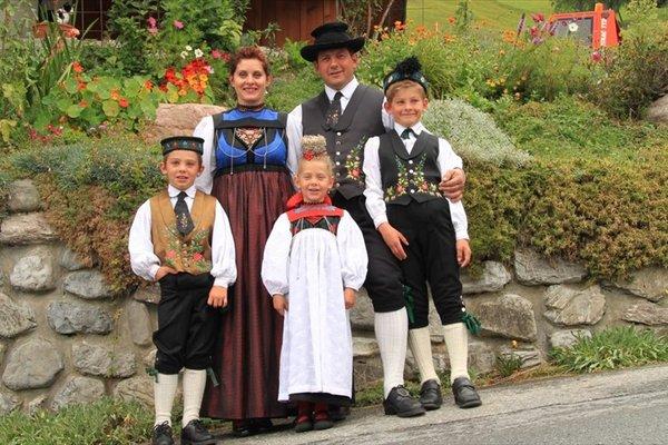 Bauernhof Berghof Burtscher - фото 0