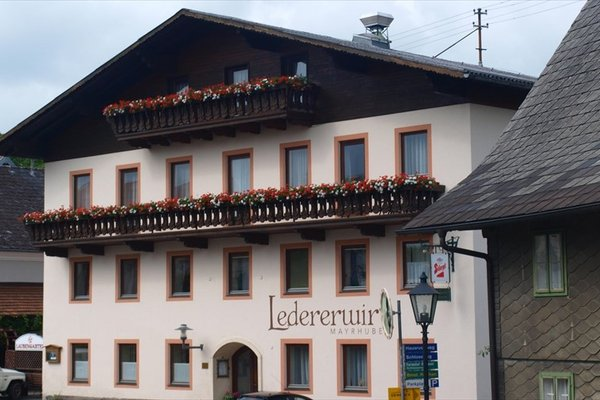 Ledererwirt Gasthof - фото 2