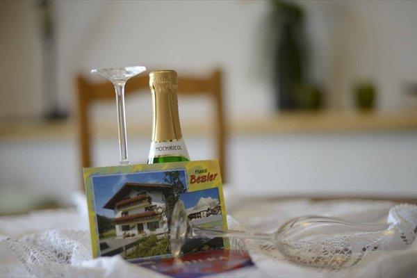 Bauernhof Ferienhaus Besler - фото 2