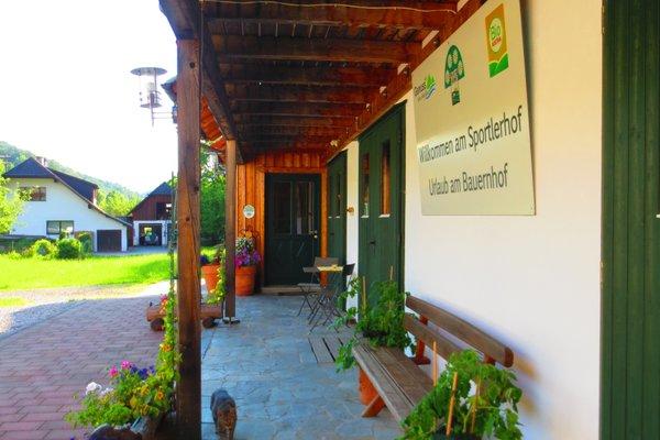 Bauernhof Allimann - Sportlerhof UaB - фото 14