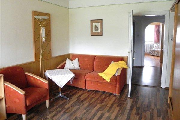 Гостиница «Pension Starkenburg», Фульпмес