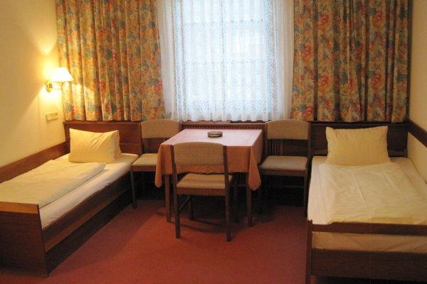 Гостиница «Friedl», Пуркерсдорф
