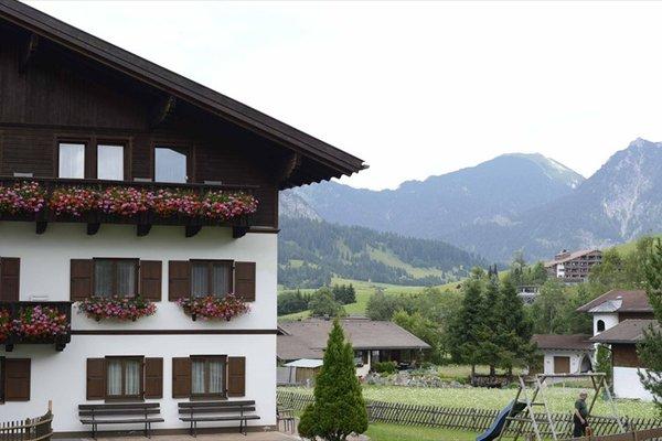 Гостиница «Muller Pension», Таннхайм
