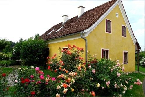Отель «Bauernhof Am Rosenhof Romantik-Ferienhaus», Хартберг