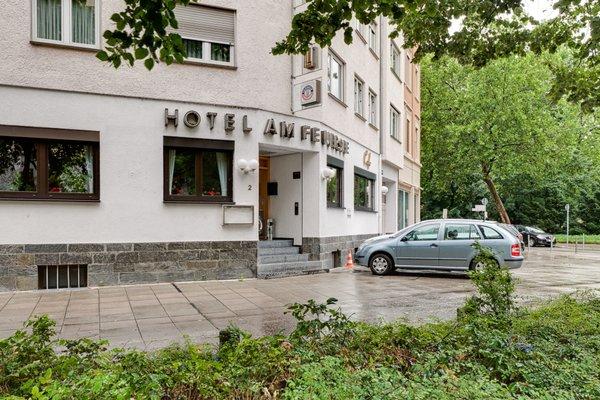 Hotel am Feuersee - фото 21