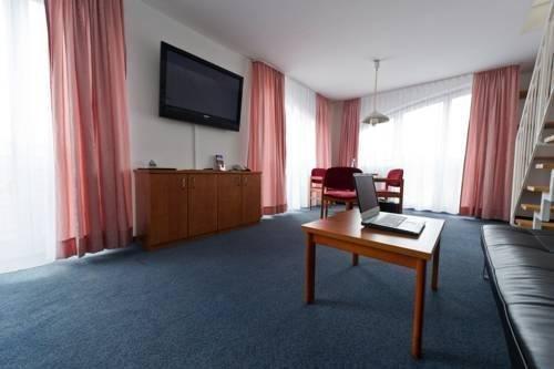 Hotel Feuerbach Im Biberturm - фото 5