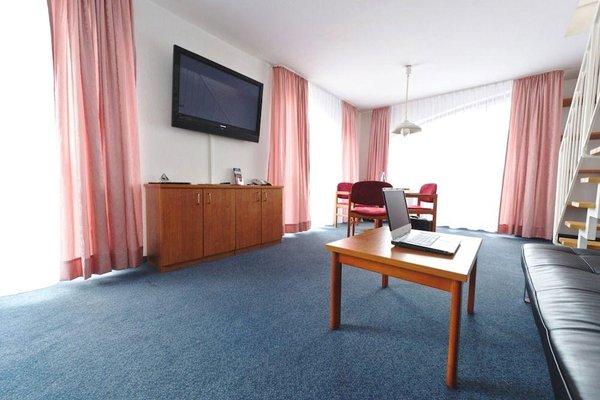 Hotel Feuerbach Im Biberturm - фото 6
