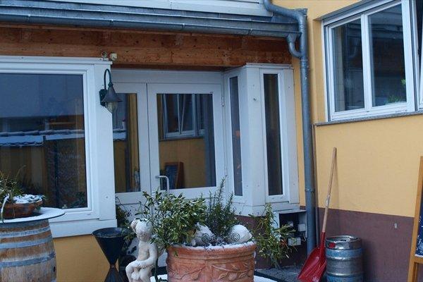 Гостиница «Gasthof Pension Dorfner», Берг (Рорбах)