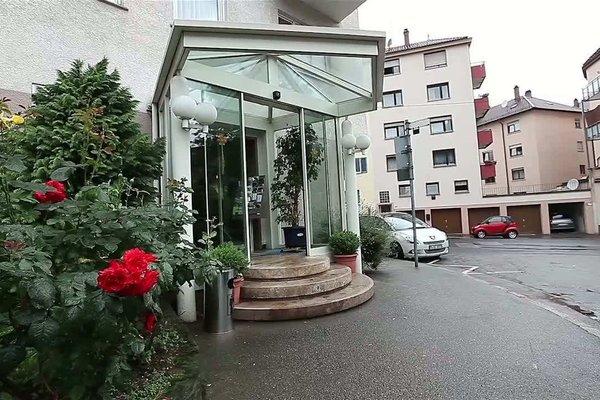 Hotel am Friedensplatz - фото 20