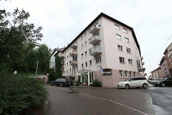 Hotel am Friedensplatz - фото 22