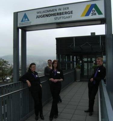 Jugendherberge Stuttgart International - фото 19