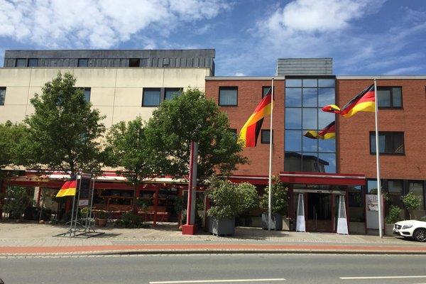 Hotel Bremer Tor - фото 23