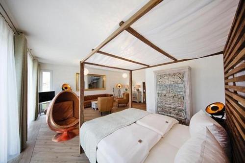 The Lakeside - Burghotel zu Strausberg - фото 50
