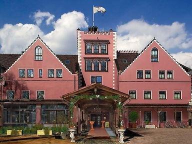 The Lakeside - Burghotel zu Strausberg - фото 22